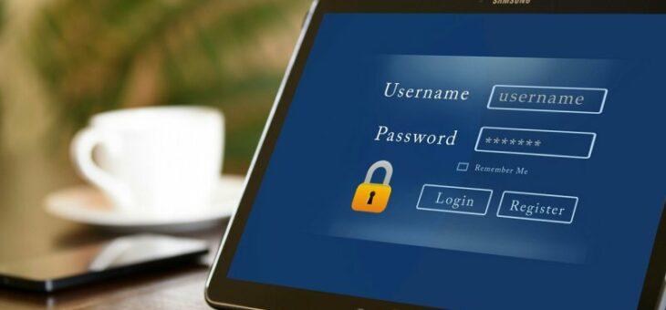 Kein regelmäßiger Passwortwechsel mehr